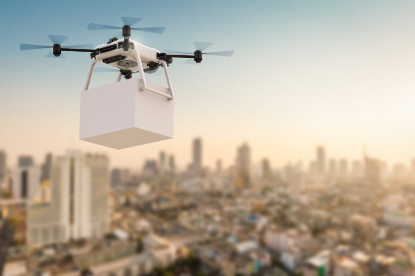 Drone Workforce of the future - Business Information Systems - Cubility