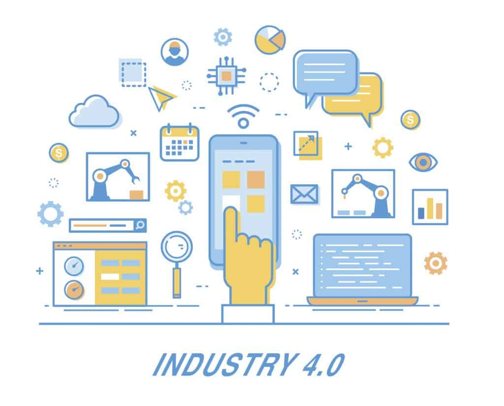 Industry 4.0 - The essential eight technologies revolutionising business - Cubility, Perth Australia