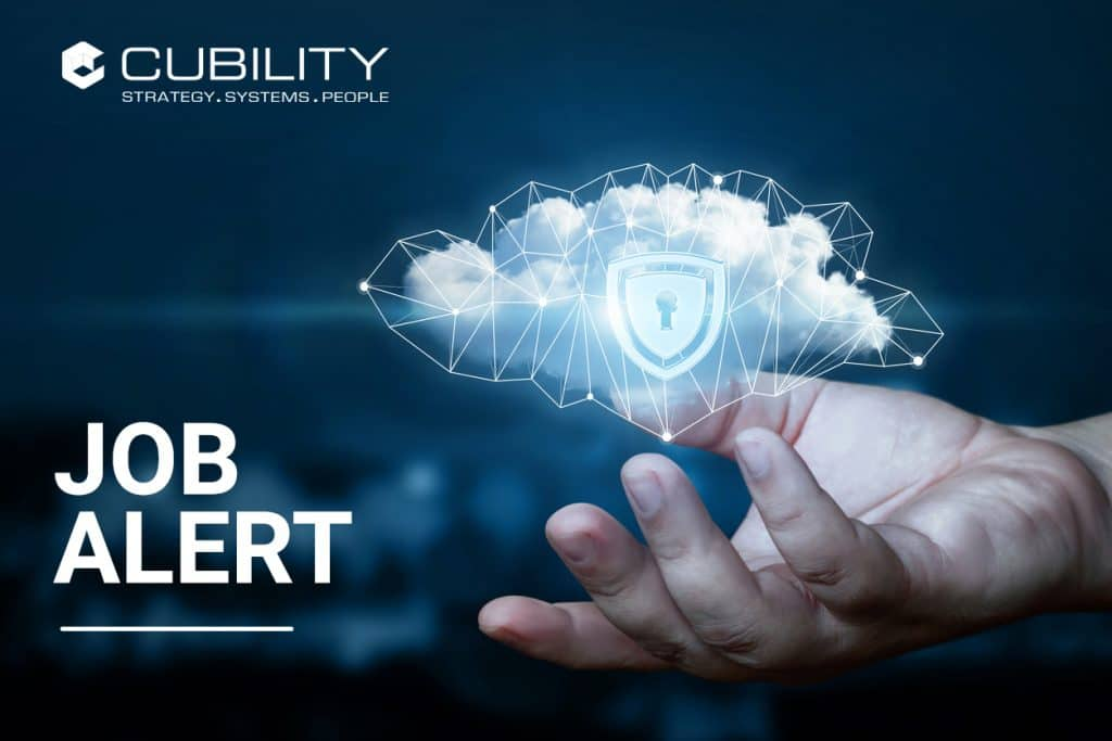 Job Alert - Project Manager – Cloud Migration - Cubility Perth Australia