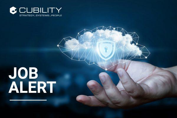 Job Alert - Project Manager – Cloud Migration - Cubility Perth Australia